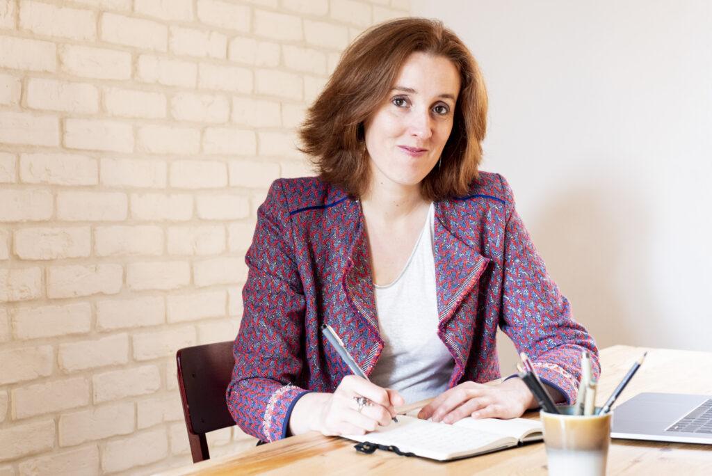Gabrielle Blinet CEO de Specialisterne France - emploi pour personnes autistes