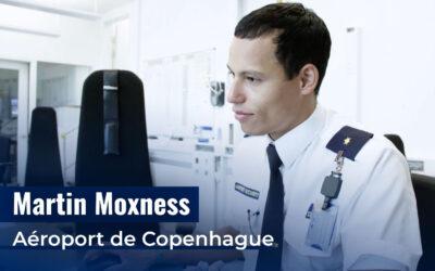 Portrait – Martin Moxness recruté pour l'Aéroport de Copenhague